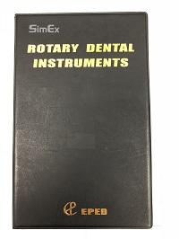 SimEx Part - Dental Bur Set